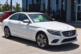 Certified Pre-Owned 2019 Mercedes-Benz C-Class C 300 Sedan Bentonville, AR