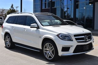 Used 2016 Mercedes-Benz AMG GL GL 63 AMG® SUV in Bentonville
