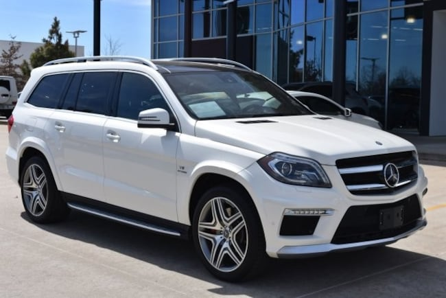 Certified Pre-Owned 2016 Mercedes-Benz AMG GL GL63W4 SUV in Bentonville, AR
