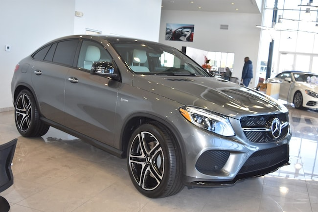 New 2019 Mercedes-Benz AMG GLE 43 4MATIC Coupe Bentonville, AR