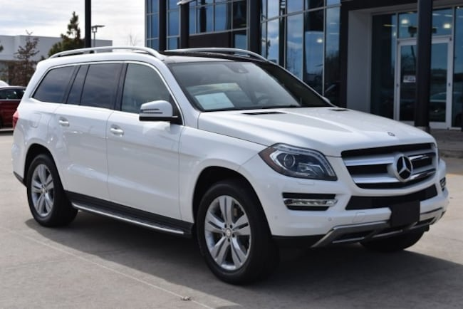 Certified Pre-Owned 2016 Mercedes-Benz GL-Class GL 450 SUV in Bentonville, AR