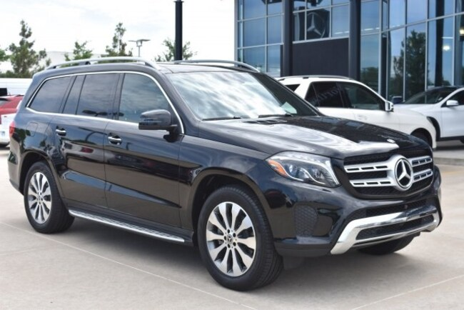 Certified Pre-Owned 2019 Mercedes-Benz GLS 450 4MATIC SUV in Bentonville, AR