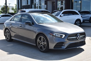 New 2019 Mercedes-Benz A-Class A 220 4MATIC Sedan Bentonville, AR