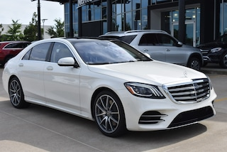 New 2019 Mercedes-Benz S-Class S 560 4MATIC Sedan Bentonville, AR