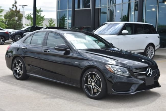 Certified Pre-Owned 2016 Mercedes-Benz C-Class C 450 AMG® Sedan in Bentonville, AR