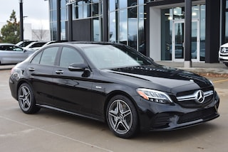 New 2019 Mercedes-Benz AMG C 43 4MATIC Sedan Bentonville, AR
