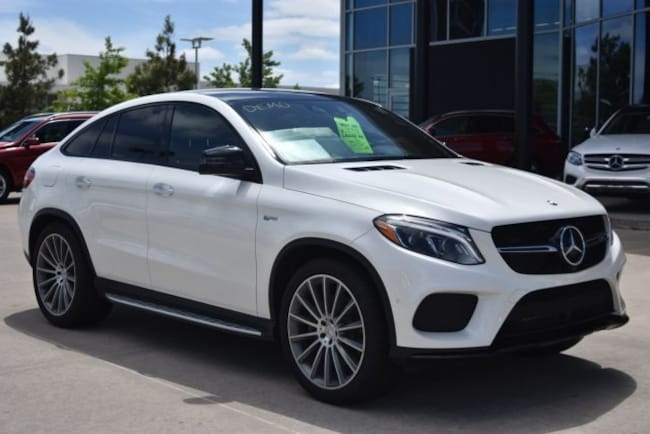 Certified Pre-Owned 2019 Mercedes-Benz AMG GLE 43 4MATIC Coupe in Bentonville, AR