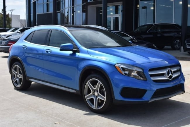 Certified Pre-Owned 2016 Mercedes-Benz GLA 250 GLA 250 SUV in Bentonville, AR