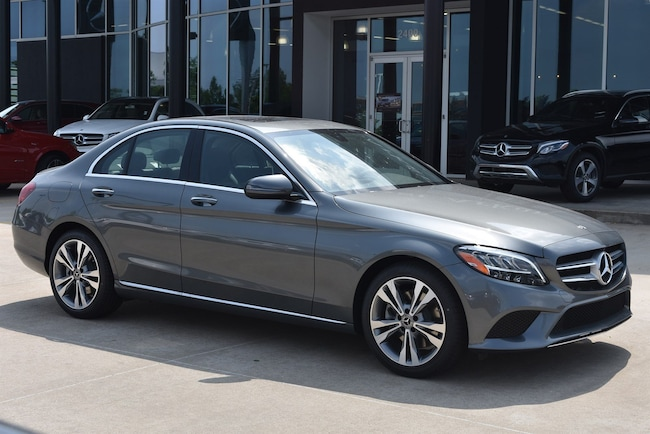 New 2019 Mercedes-Benz C-Class C 300 Sedan Bentonville, AR