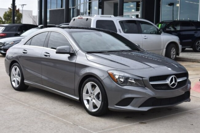Certified Pre-Owned 2016 Mercedes-Benz CLA 250 CLA 250 Coupe in Bentonville, AR