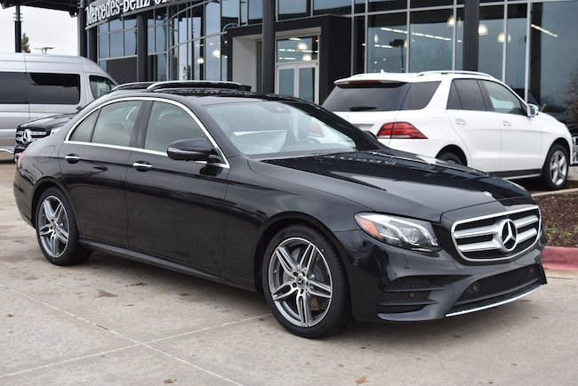 New 2019 Mercedes-Benz E-Class E 300 Sedan Bentonville, AR
