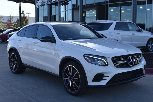 New 2019 Mercedes-Benz AMG GLC 43 4MATIC Coupe Bentonville, AR