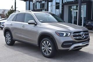 New 2020 Mercedes-Benz GLE 350 Base SUV Bentonville, AR
