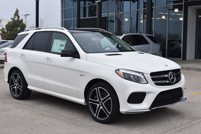 New 2019 Mercedes-Benz AMG GLE 43 4MATIC SUV Bentonville, AR