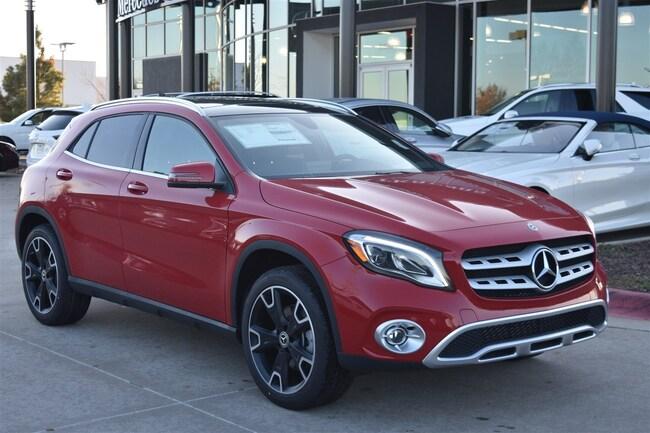 New 2019 Mercedes-Benz GLA 250 4MATIC SUV Bentonville, AR