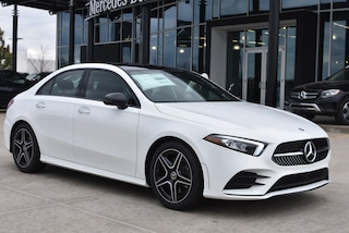 New 2019 Mercedes-Benz A-Class A 220 4MATIC Sedan Bentonville, AR