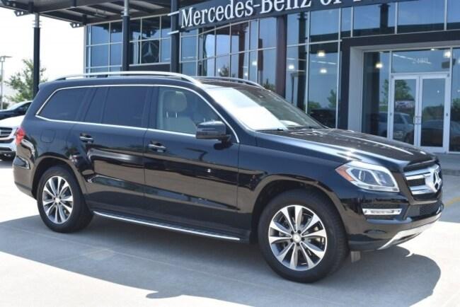 Used 2016 Mercedes-Benz GL-Class GL 350 SUV Bentonville, AR