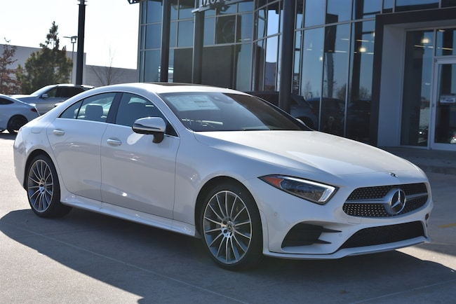New 2019 Mercedes-Benz CLS 450 4MATIC Coupe Bentonville, AR