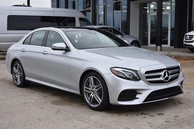 New 2019 Mercedes-Benz E-Class E 300 Sedan Bentonville, AR