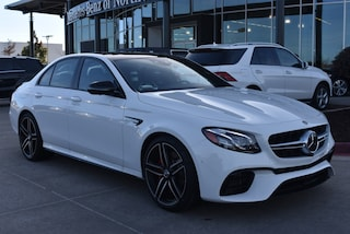 New 2019 Mercedes-Benz AMG E 63 S 4MATIC Sedan Bentonville, AR