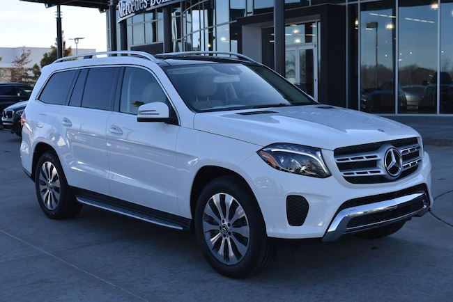 New 2019 Mercedes-Benz GLS 450 4MATIC SUV Bentonville, AR