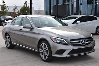 New 2019 Mercedes-Benz C-Class C 300 4MATIC Sedan Bentonville, AR