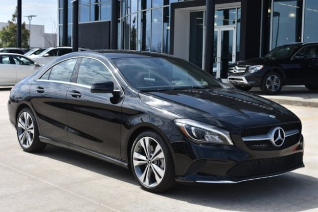 Certified Pre-Owned 2019 Mercedes-Benz CLA 250 CLA 250 Coupe in Bentonville, AR