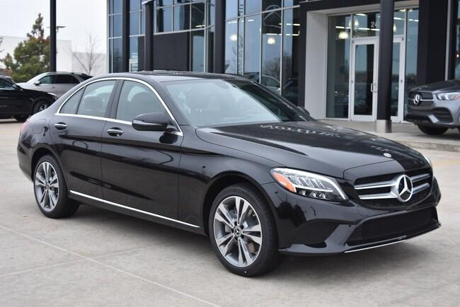 New 2019 Mercedes-Benz C-Class C 300 4MATIC Sedan Bentonville, AR
