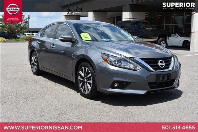 Certified Pre Owned 2016 Nissan Altima 2.5 SL Sedan NI1154AA Near  Fayetteville, AR