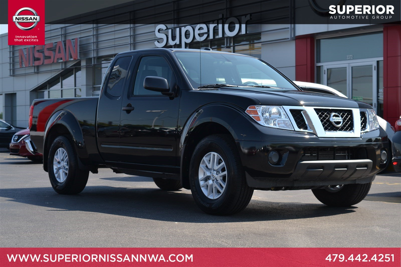 Certified Pre Owned 2018 Nissan Frontier SV I4 Truck King Cab In Northwest  Arkansas