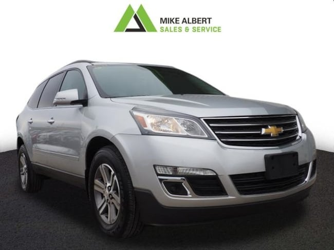 2016 Chevrolet Traverse LT SUV
