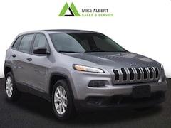2014 Jeep Cherokee Sport SUV