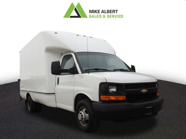 2012 Chevrolet Express 3500 Work Van Cab/Chassis