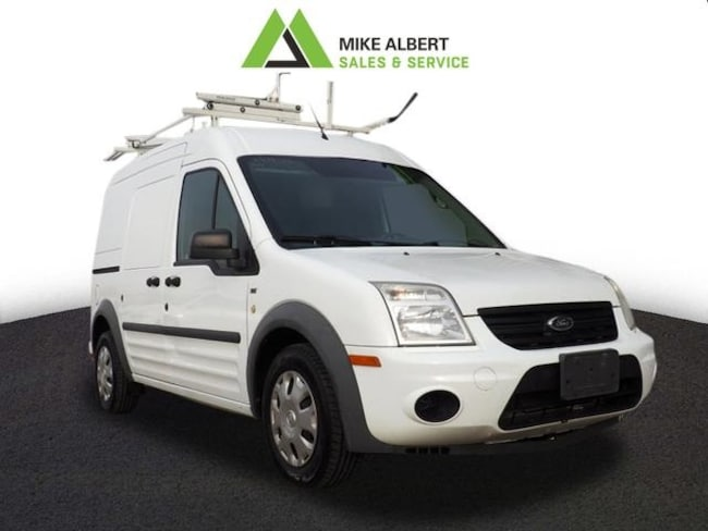 2013 Ford Transit Connect XLT Cargo Van