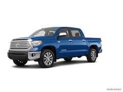 New 2017 Toyota Tundra Limited 5.7L V8 Truck CrewMax