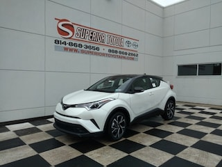 New 2019 Toyota C-HR XLE SUV in Erie PA