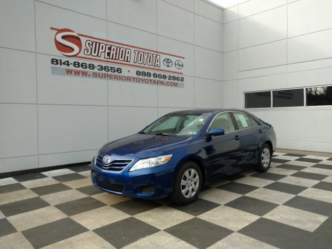 Used 2010 Toyota Camry LE Sedan in Erie, PA