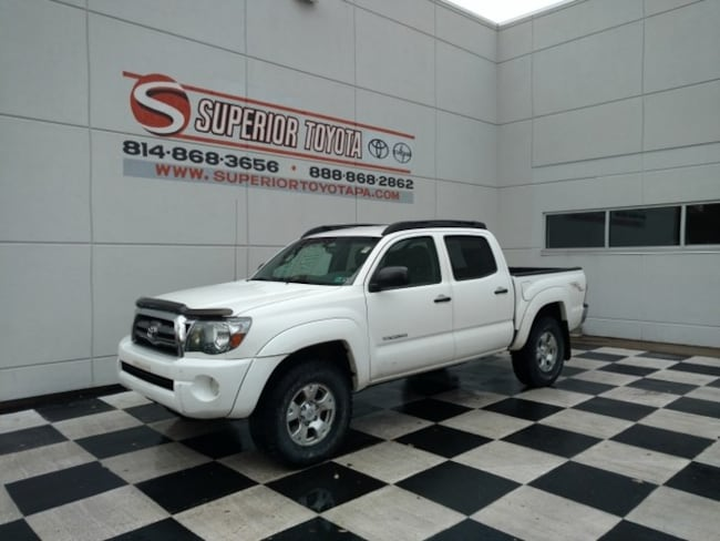 Used 2009 Toyota Tacoma TRD Off Road SR5 Truck in Erie, PA