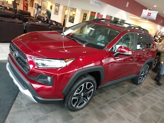 New 2019 Toyota RAV4 Adventure SUV in Erie PA