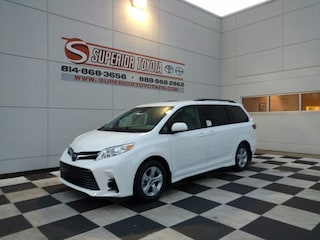 New 2019 Toyota Sienna LE 8 Passenger Van in Erie PA