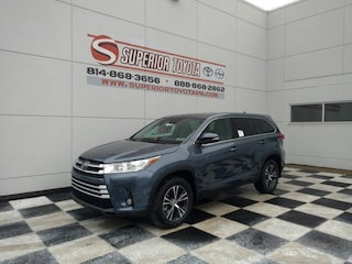New 2019 Toyota Highlander LE Plus V6 SUV in Erie PA