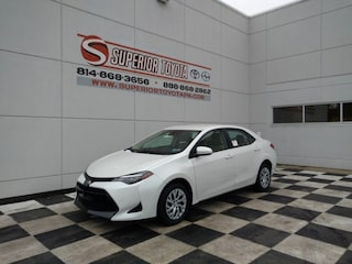 New 2019 Toyota Corolla LE Sedan in Erie PA