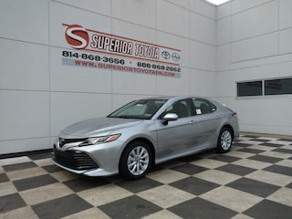 New 2019 Toyota Camry LE Sedan in Erie PA