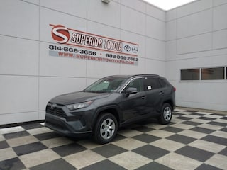 New 2019 Toyota RAV4 LE SUV in Erie PA