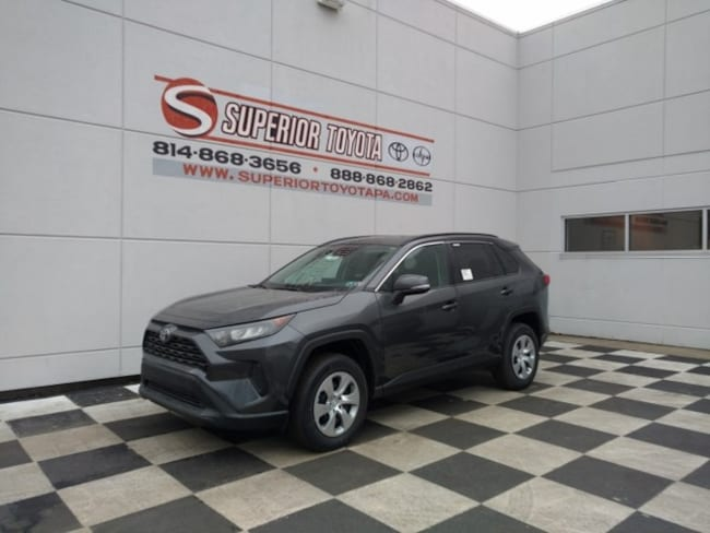 New 2019 Toyota Rav4 For Sale Lease Erie Pa Stock T19241
