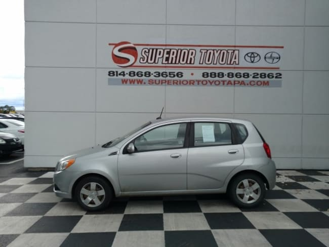 Used 2010 Chevrolet Aveo For Sale Erie Pa Stock T18092a