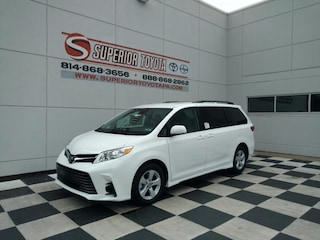 New 2019 Toyota Sienna LE 8 Passenger Van Passenger Van in Erie PA