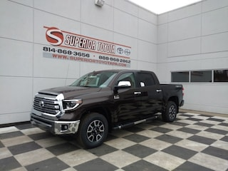 New 2019 Toyota Tundra 1794 5.7L V8 Truck CrewMax in Erie PA