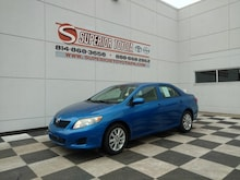 Used 2009 Toyota Corolla LE Sedan in Erie PA