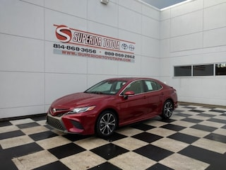 Certified Used 2018 Toyota Camry SE Sedan in Erie, PA